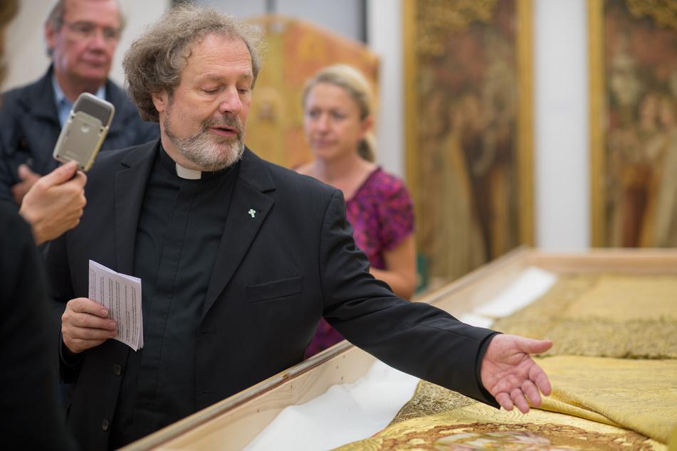 Weihbischof Rolf Steinhäuser (69) leitet das Erzbistum Köln seit Dienstag vorübergehend.