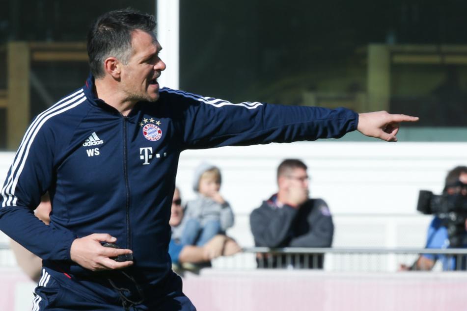 Willy Sagnol arbeitete 2017 als Co- und Interimstrainer beim FC Bayern München.