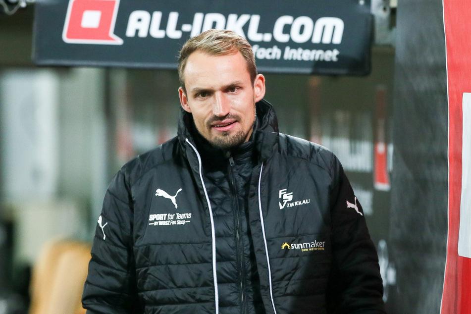 FSV-Sportdirektor Toni Wachsmuth (34).