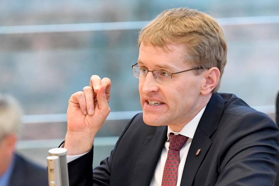 Schleswig-Holsteins Ministerpräsident Daniel Günther (46). (Archivbild)