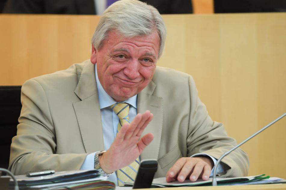 So äußert sich jetzt Bouffier zur Entschärfung in Frankfurt