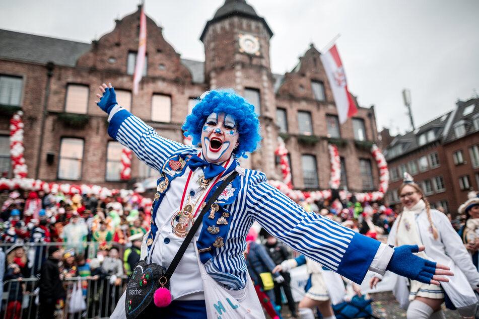 In Kassel fällt der Karneval aufgrund der Corona-Pandemie aus (Symbolfoto).