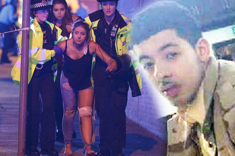 Der Terrorist von Manchester, der 22 Menschen in den Tod riss, reiste über Düsseldorf ein.
