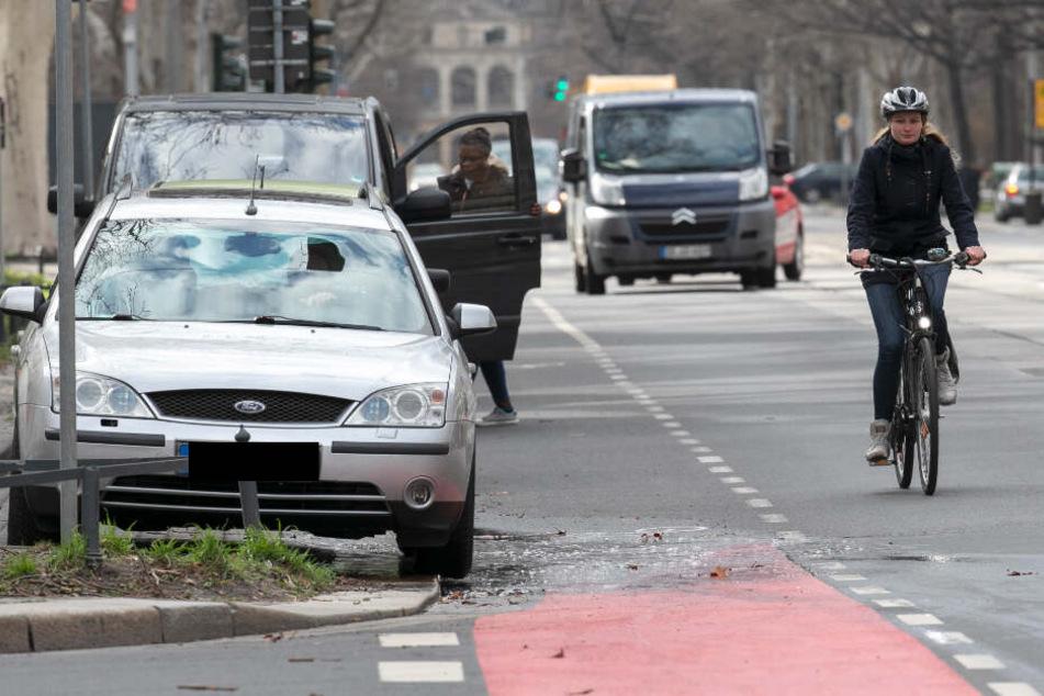 Auf Teilen der Fetscherstraße besteht laut Rathaus dringender Handlungsbedarf.
