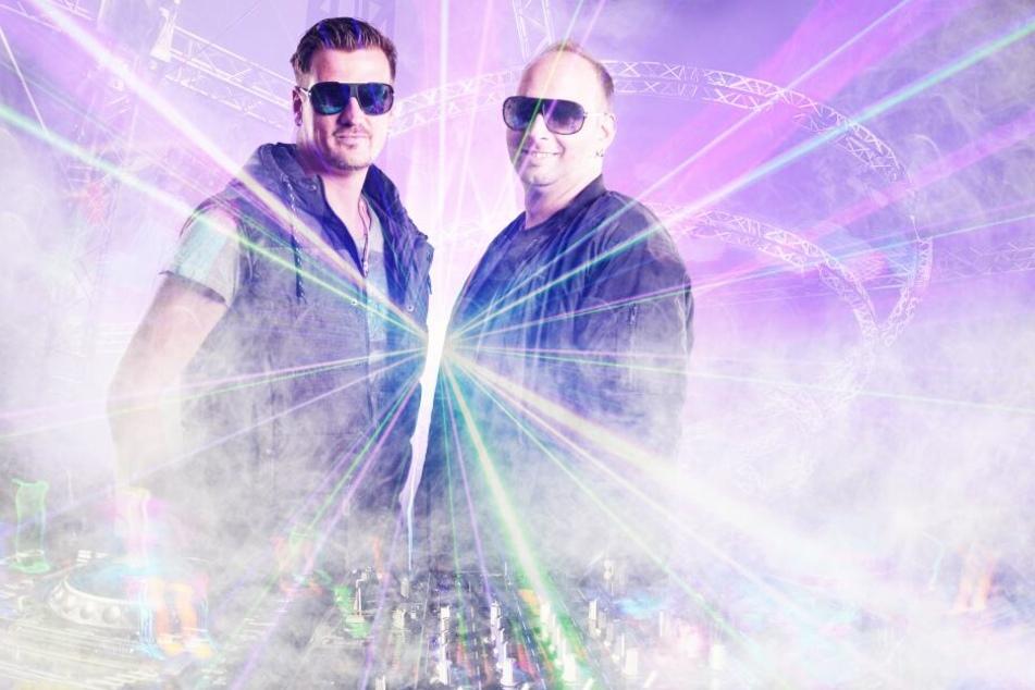 Das DJ-Duo Stereoact kennt sich mit Hits aus.
