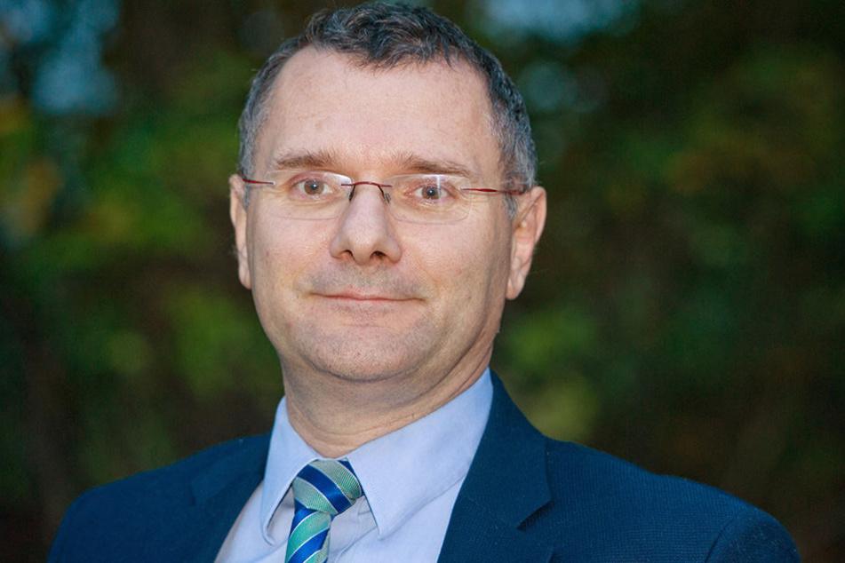 Sascha Ott gefällt die Facebook-Seite der AfD. Darum wird er nicht Justizminister von Mecklenburg-Vorpommern.