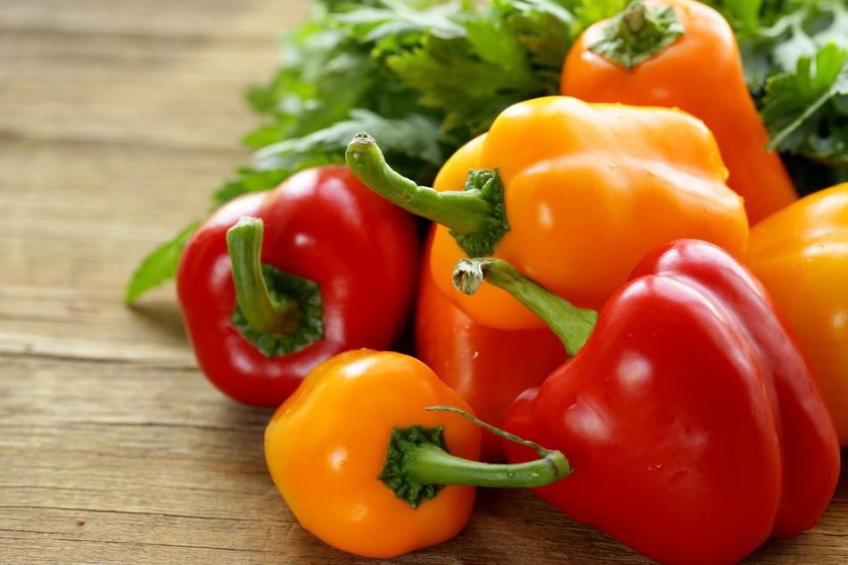 Giftiges Pflanzen-Schutzmittel entdeckt: Paprika aus mehreren Supermärkten zurückgerufen!