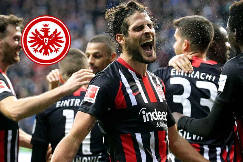 Europa-League-Highlight gegen Arsenal: Eintracht muss ohne Dost und Rode ran