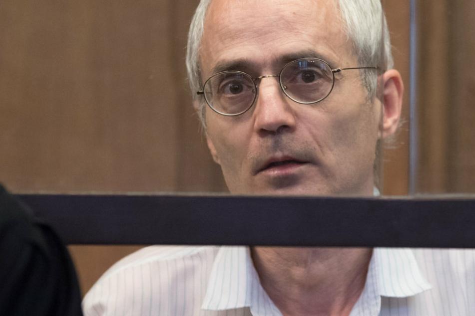 Mord-Prozess um Weizsäcker-Sohn (†59): Zwölf Jahre Haft und Psychiatrie