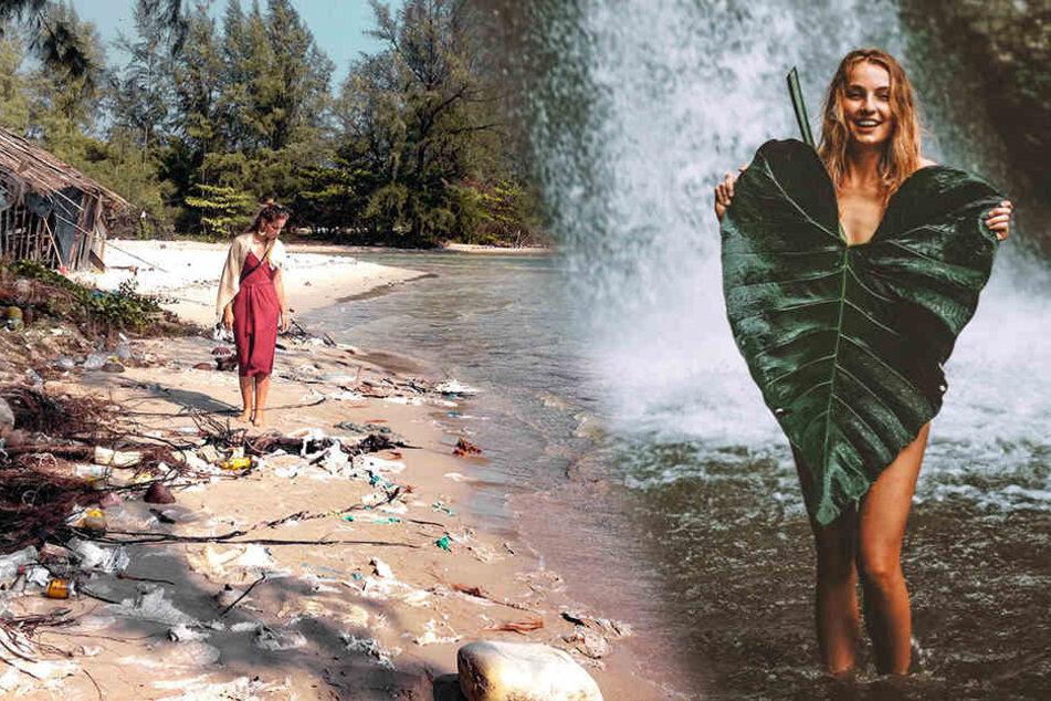 Weltreisende aus Dresden sammelt überall auf der Welt Müll