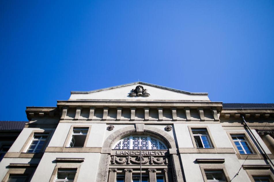 Das zuständige Gericht in Krefeld.