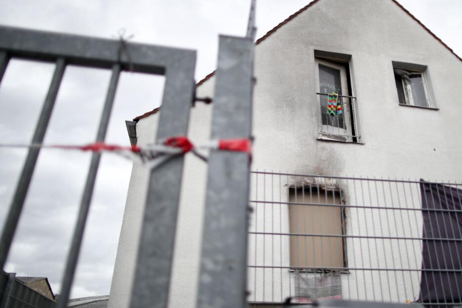Feuer-Tragödie zerreißt Familie: Ermittler stehen vor einem Rätsel