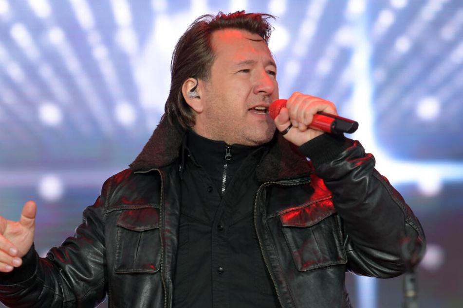 Warum Karat-Sänger Claudius Dreilich nichts vom Mauerfall mitbekommen hat