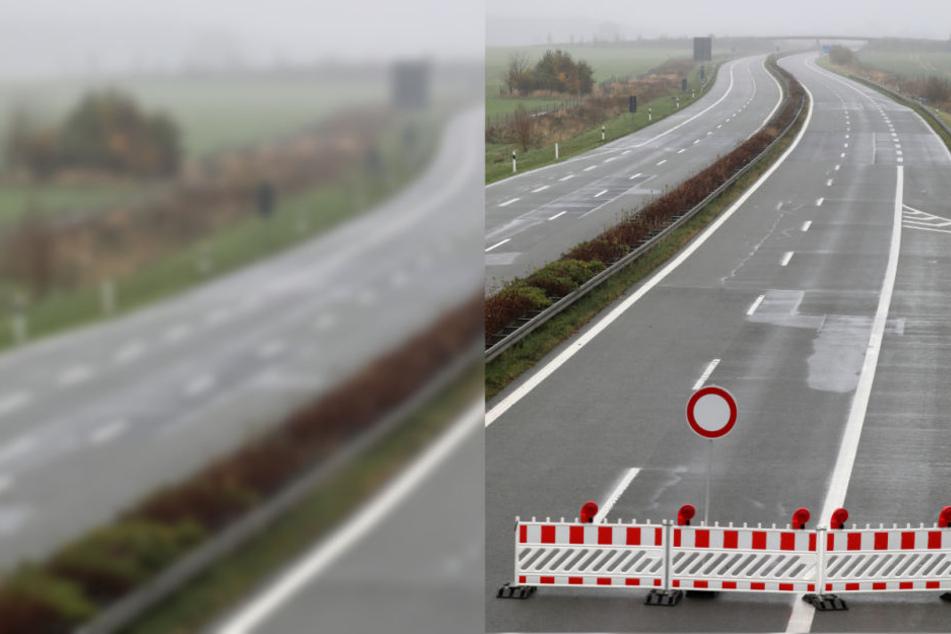 Kein Weg führt nach Kassel: A44 bleibt bis Mittwoch voll gesperrt
