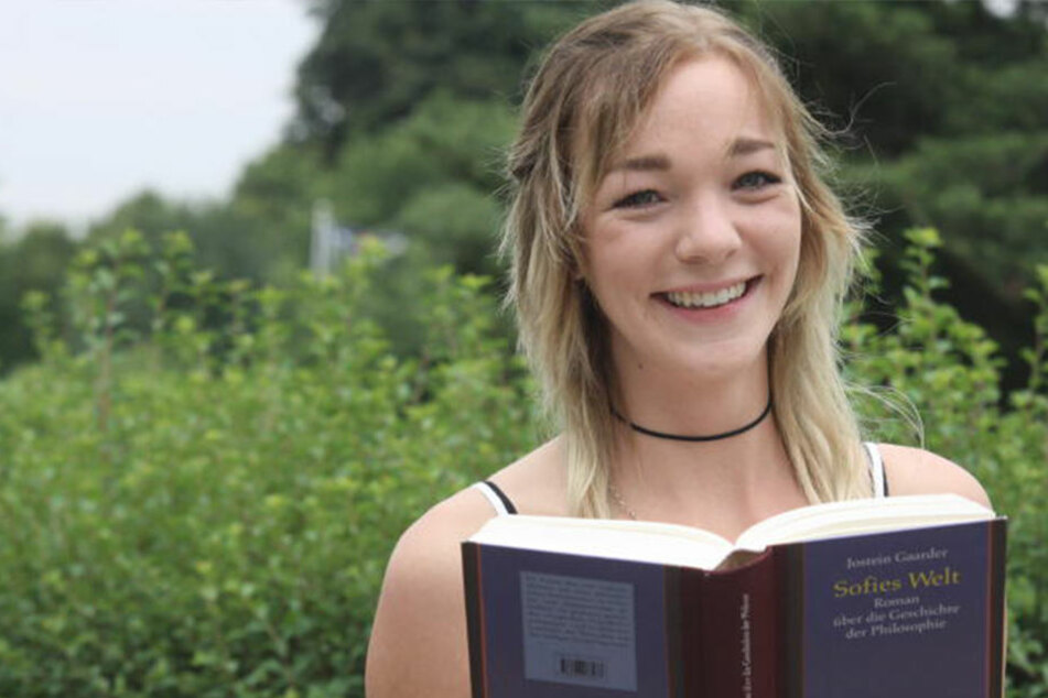 Selina Schlömp (22) ist keine Buchhändlerin, auch keine Autorin oder Buchbinderin, sondern...