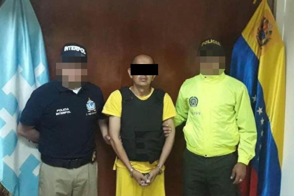 Zu 60 Jahren Haft ist der Kolumbianer (M) vor Gericht verurteilt worden.