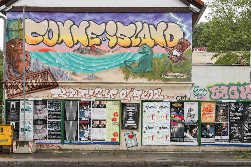 Nicht erst seit den Ausschreitungen in Hamburg steht das Conne Island als mutmaßlicher Treff der Leipziger Autonomen in der Kritik.