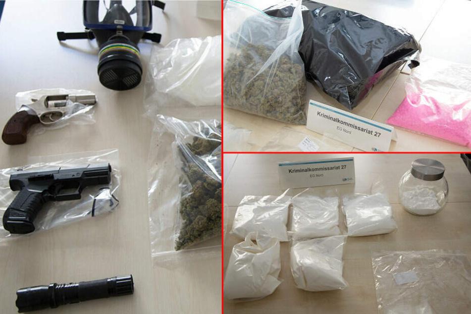 Kampf gegen Drogen: Dealer-Bande in NRW von Polizei zerschlagen