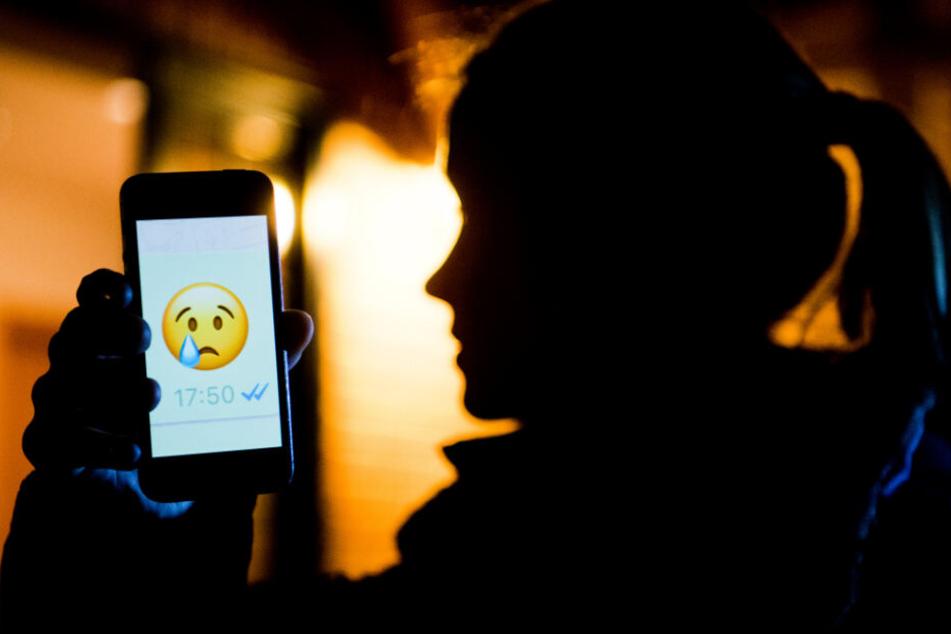 """Die """"normale"""" Verwendung der Emojis ist nicht betroffen, also kein Grund um traurig zu sein."""