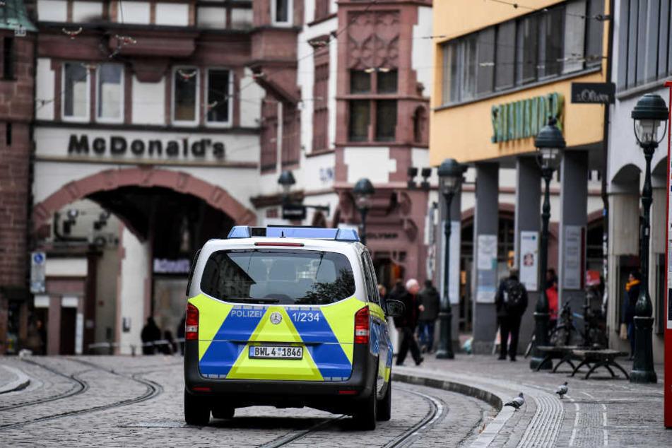 In Freiburg (Foto) sollen künftig mehr Polizisten unterwegs sein.