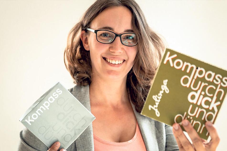 Julia Lüpfert (31) hat sich vom Scheitern ihrer ersten Geschäftsidee erholt, berät heute Start-Up-Gründer und arbeitet selbst an einer neuen Idee.