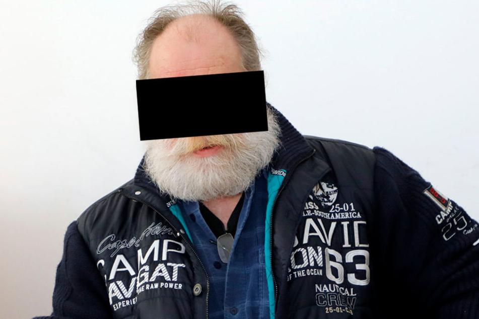 Zoltan T. (67) soll die junge Frau nach einem Konzert sexuell missbraucht haben. Zu den Vorwürfen schwieg der ungarische Rentner.
