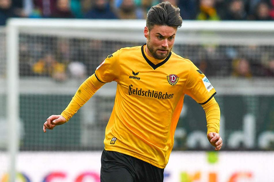 Niklas Kreuzer hat seinen Vertrag bis 2019 verlängert.