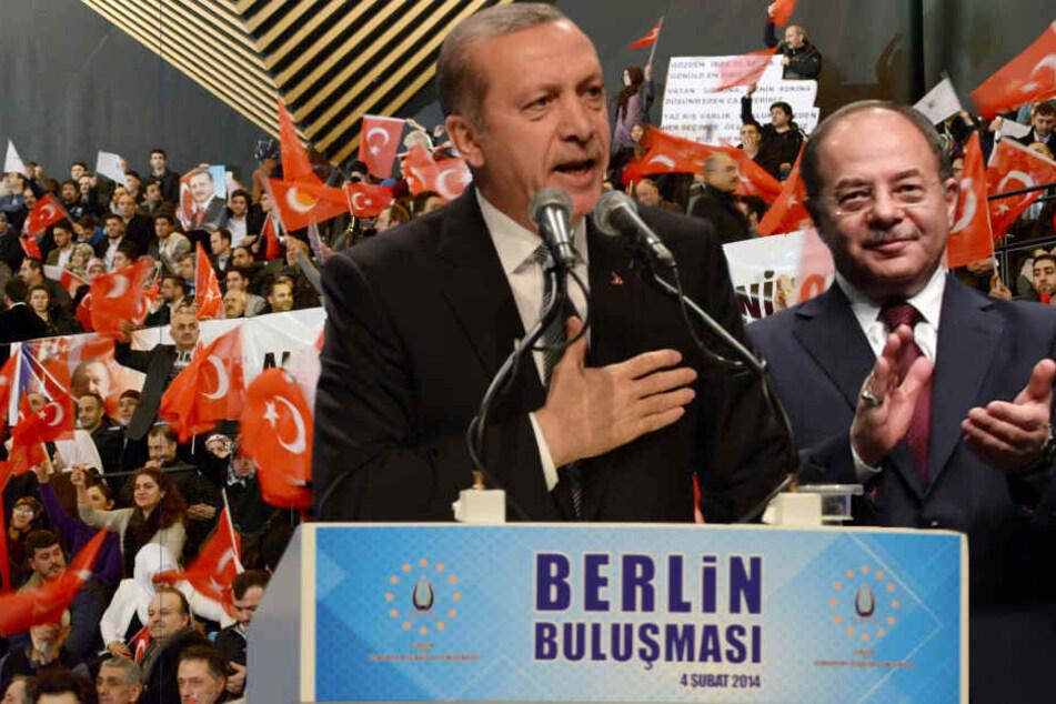 Macht das Wahlkampfverbot in Deutschland Erdogan zum Gewinner?