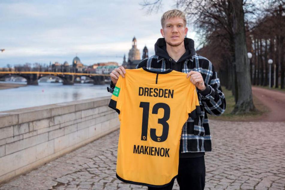 Simon Makienok (29) kehrt Utrecht den Rücken und wechselt zu Dynamo Dresden.