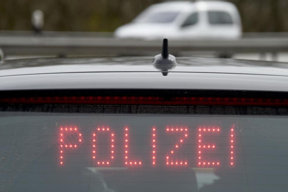 Ein Schleuser wurde festgenommen.