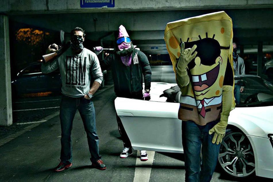 Überraschung! Gangster-Rapper outet sich