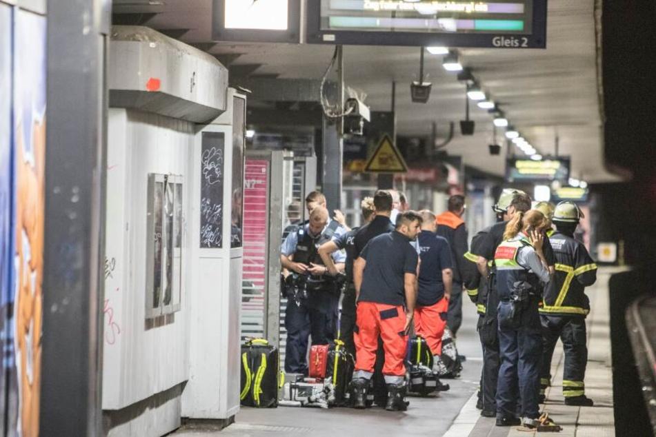 Drama an Sternschanze: ICE-Lokführer meldet Zusammenstoß mit Person