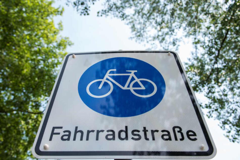Um Unfälle endlich zu verhindern: Hier sollen in Leipzig nur Radler fahren
