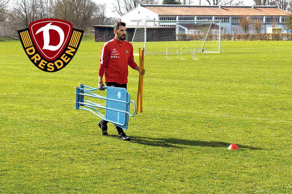 """""""Jungs haben sehr gut mitgezogen"""": Dynamo-Coach Fiel zieht sein Camp-Fazit"""