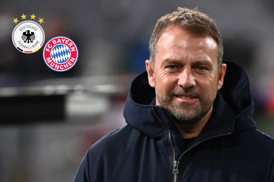 Jogi Löw schwärmt von Hansi Flick: Bayern-Boss Rummenigge spricht Machtwort!