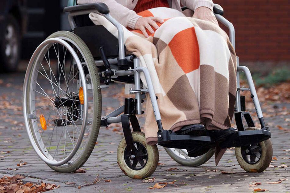 Nie wieder wird die 57-jährige Frau aus Oberhausen laufen können. (Symbolbild)