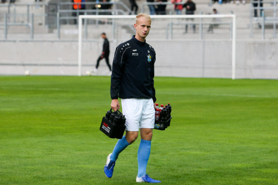 Pelle Hoppe flog vor einem Jahr direkt von Werder Bremen II ins CFC-Camp in der Türkei.