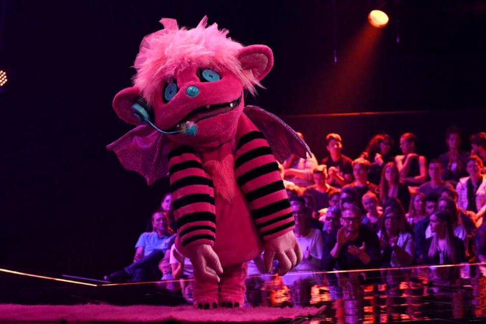 """Als Monsterchen stand Susi Kentikian bei """"The Masked Singer"""" auf der Bühne."""