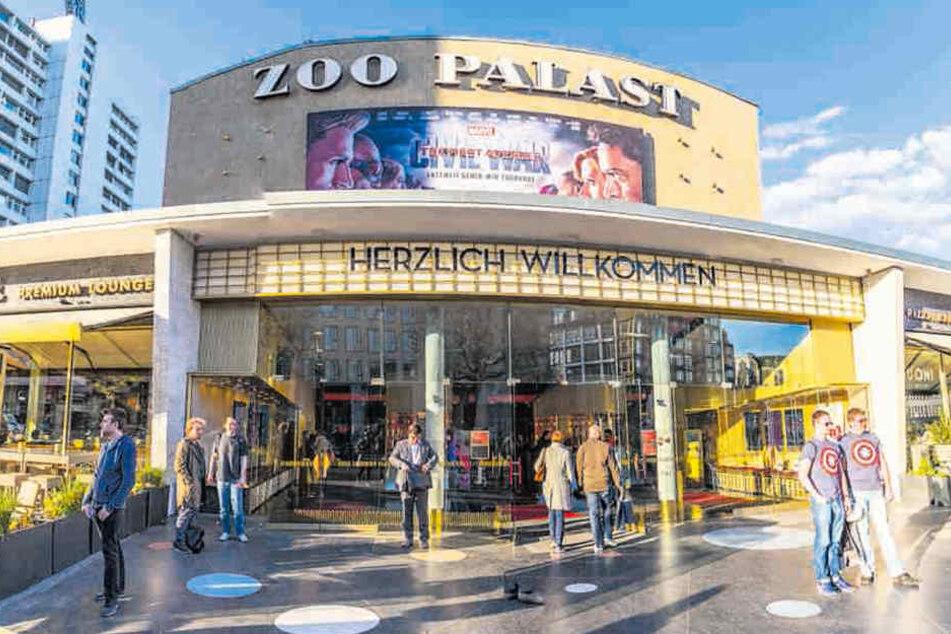In den Zoo Palst Berlin rückt Ironman mit seinen Cosplay-Kollegen am 28. April ein.