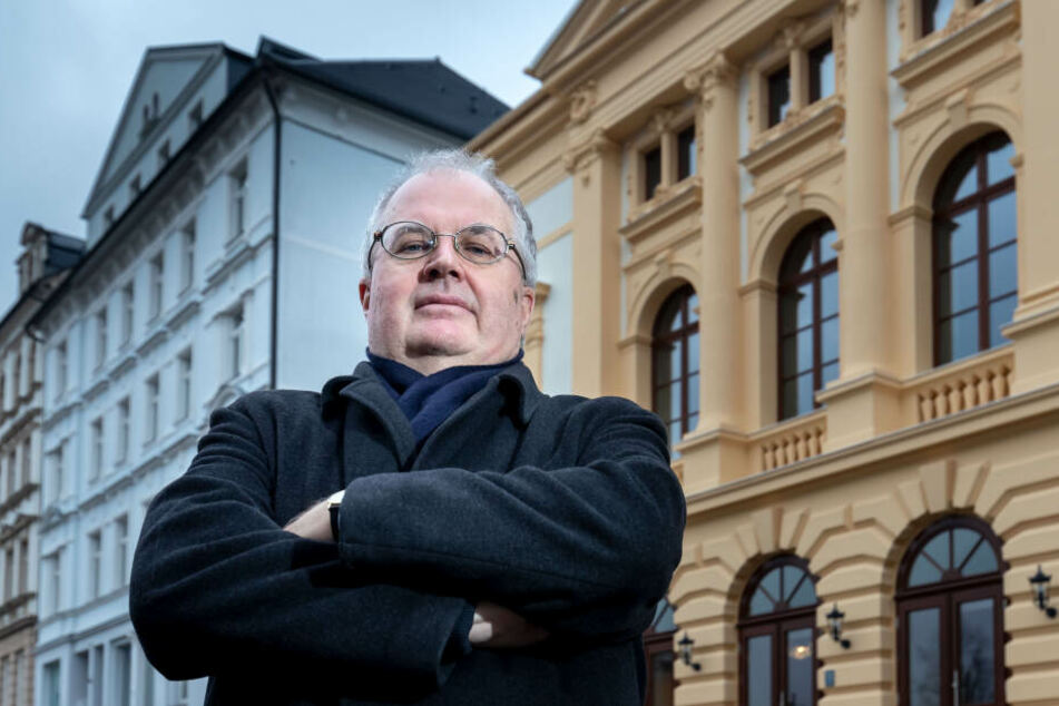 Braucht dringend Autos für sein Theater: Intendant Ingolf Huhn.