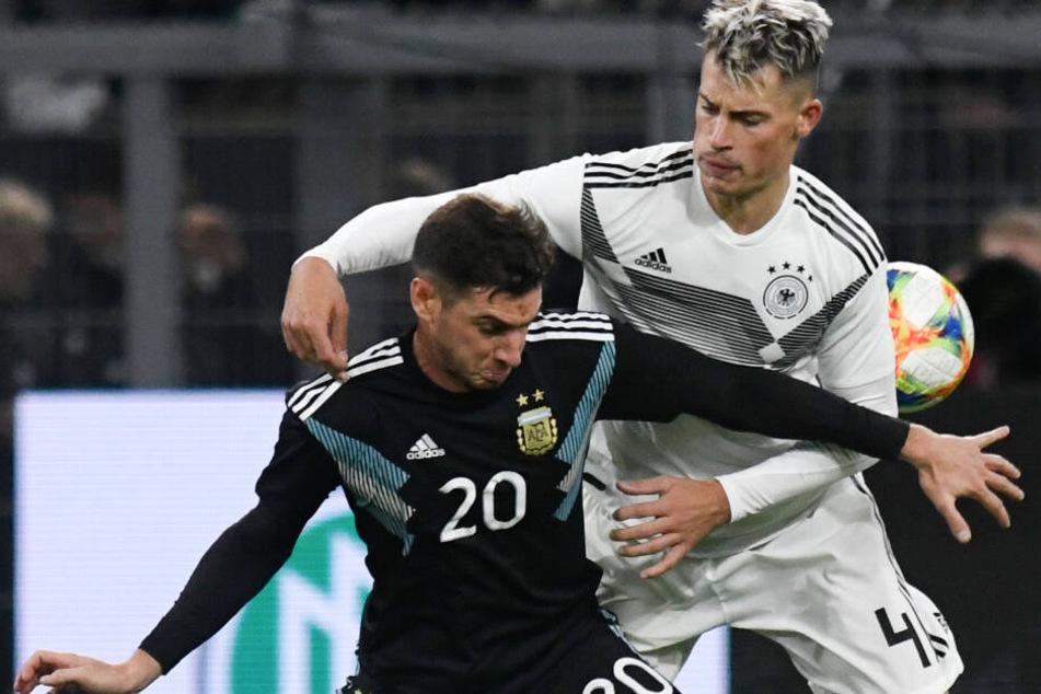 Freiburgs Robin Koch feiert DFB-Debüt: Papa Harry ist stolz wie Oskar