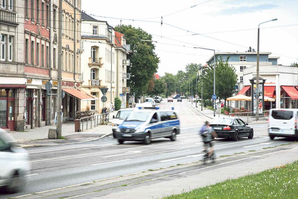 Autofahrer sollen künftig über die Wernerstraße geleitet werden.
