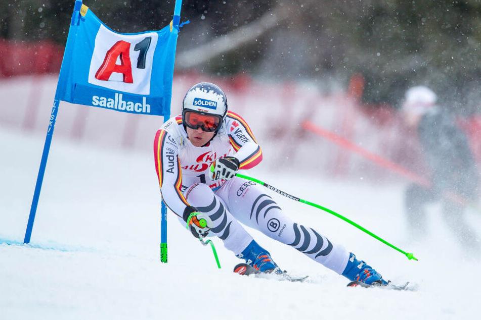 Thomas Dreßen ist Deutschlands große Wintersport-Hoffnung.
