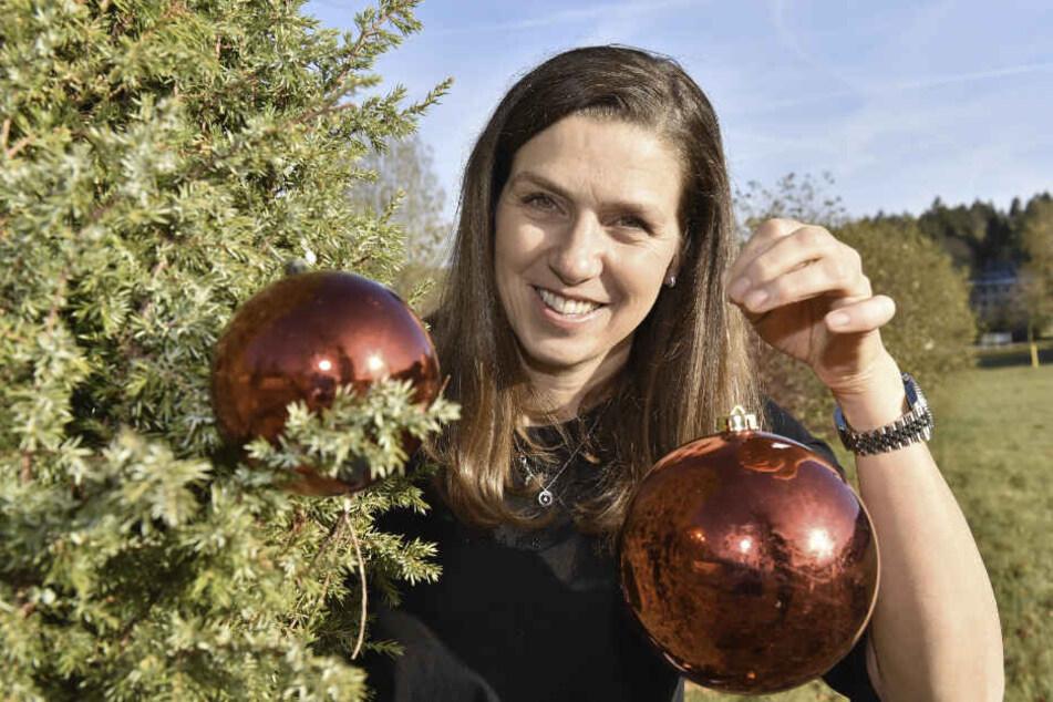 Süßer die Glocken nie klingen! Die einstige Skeleton-Weltmeisterin Diana Sartor (48) freut sich, dass ein Baum aus ihrer Heimat den weltberühmten Weihnachtsmarkt schmücken wird.