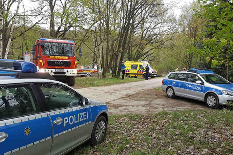 Im April wurde aus dem Vor-Stausee bei Bautzen ein lebloses Mädchen (3) geborgen.