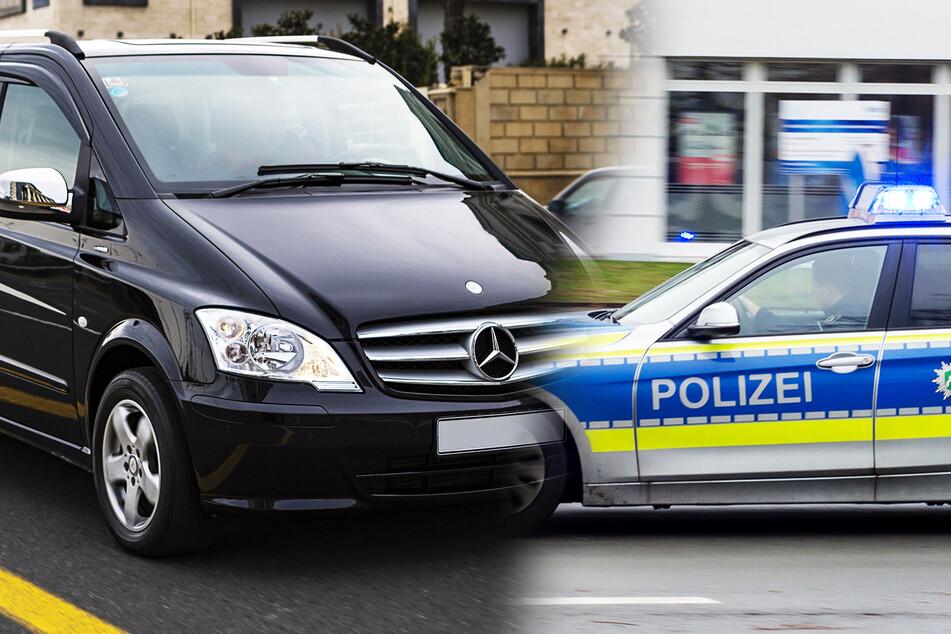 Spektakuläre Flucht: Mercedes-Dieb springt von Brücke in die Neiße