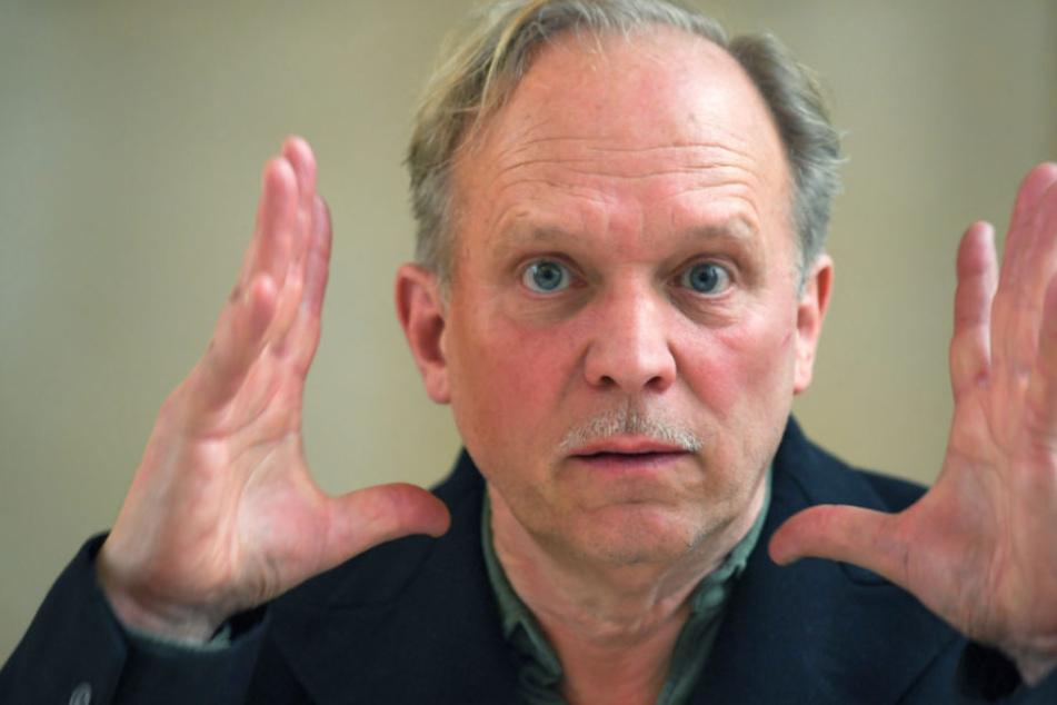 Ulrich Tukur ist als Felix Murot wieder mittendrin im Geschehehn (Symbolfoto).
