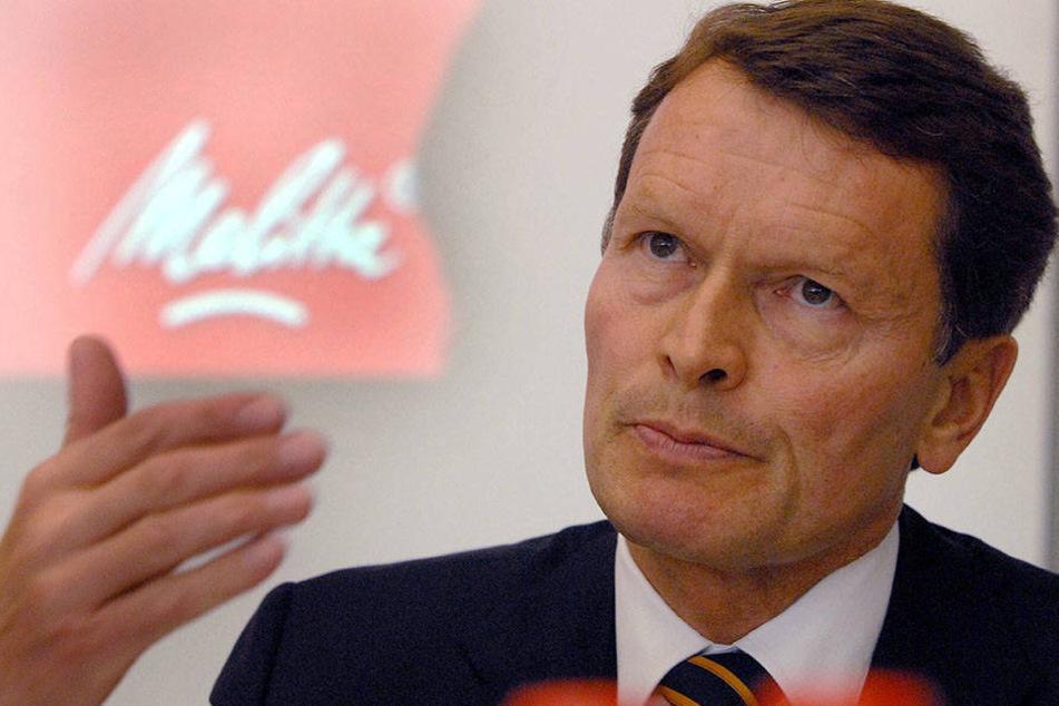 Stephan Bentz ist ein Enkel der Firmengründerin Melitta Bentz. Er tritt aus der Unternehmensleitung zurück.