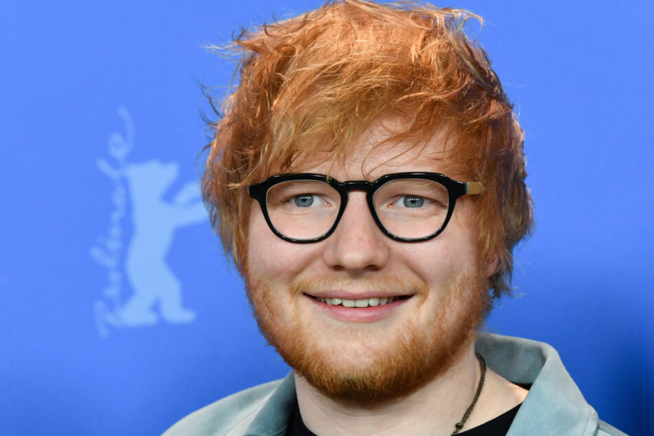 Ed Sheeran sorgt eigentlich für gute Laune.