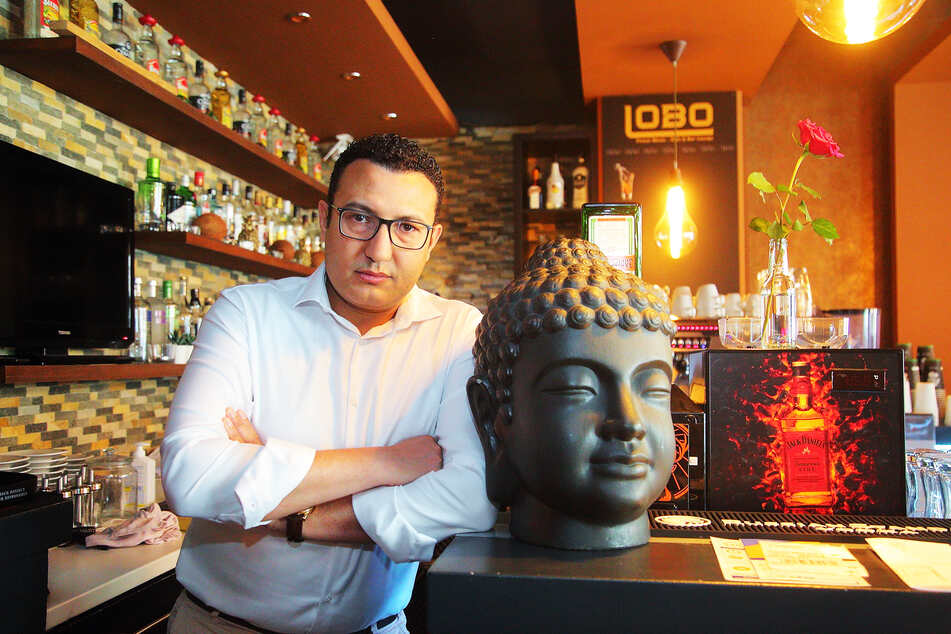Lobo-Club-Chef Amine Ait Lachgar (36) hofft, dass die Einbrecher geschnappt werden.